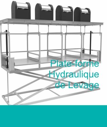 plate forme hydraulique de levage urban dna. Black Bedroom Furniture Sets. Home Design Ideas